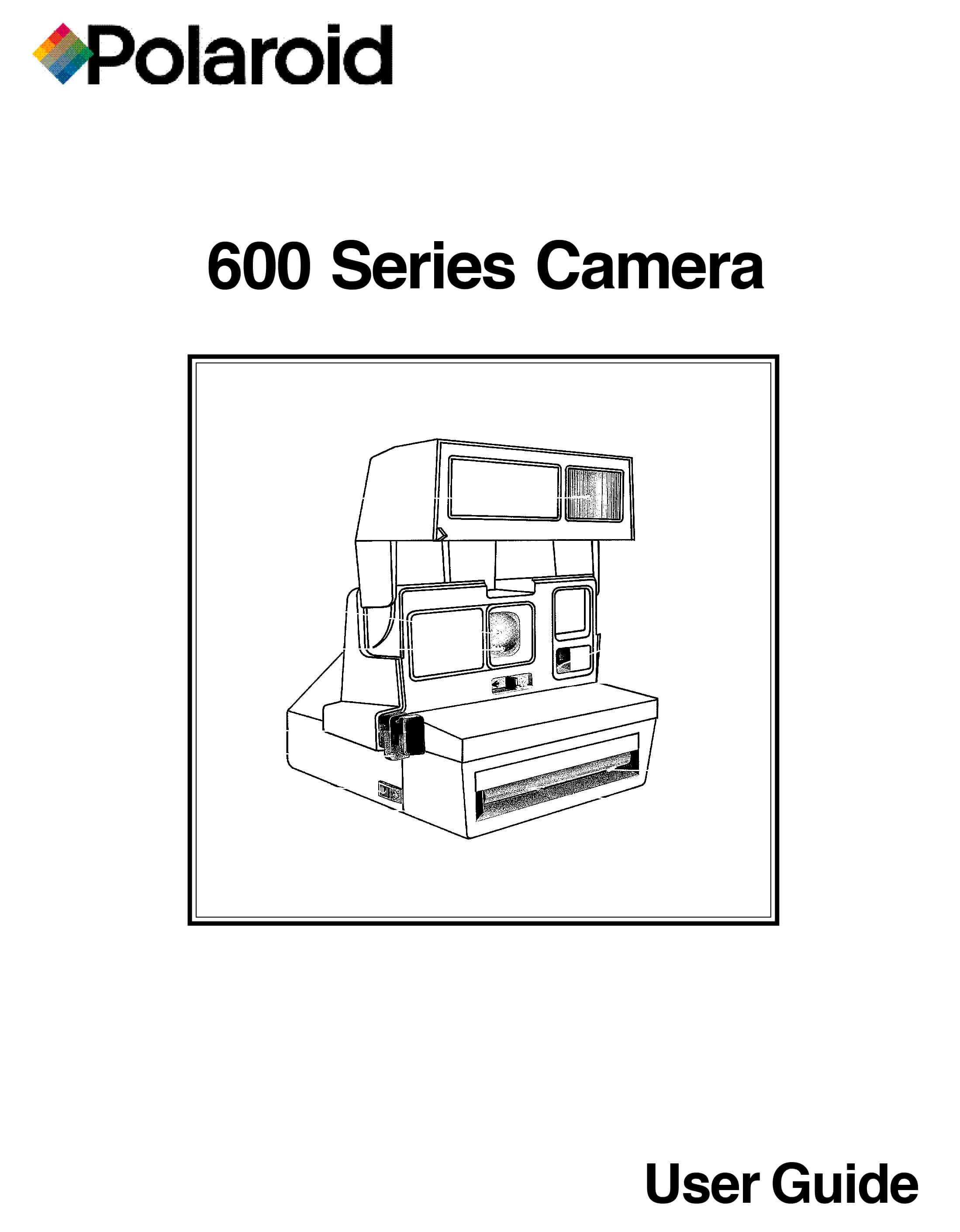 polaroid 600 series camera user guide instant university rh instant university Polaroid One600 Camera Manual polaroid sun 600 instruction manual
